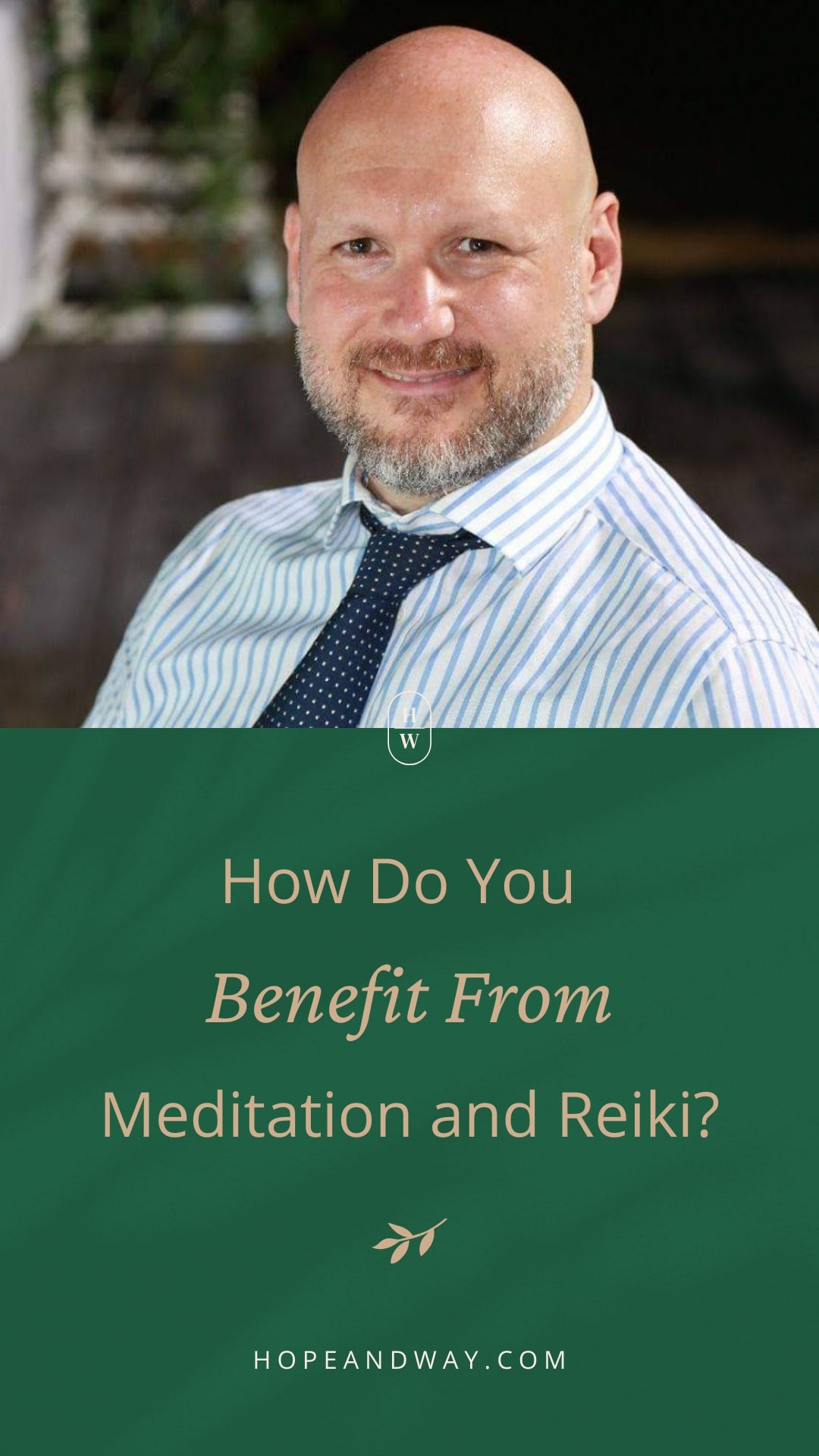How Do You Benefit From Meditation and Reiki? Interview with Abdo Chouchani