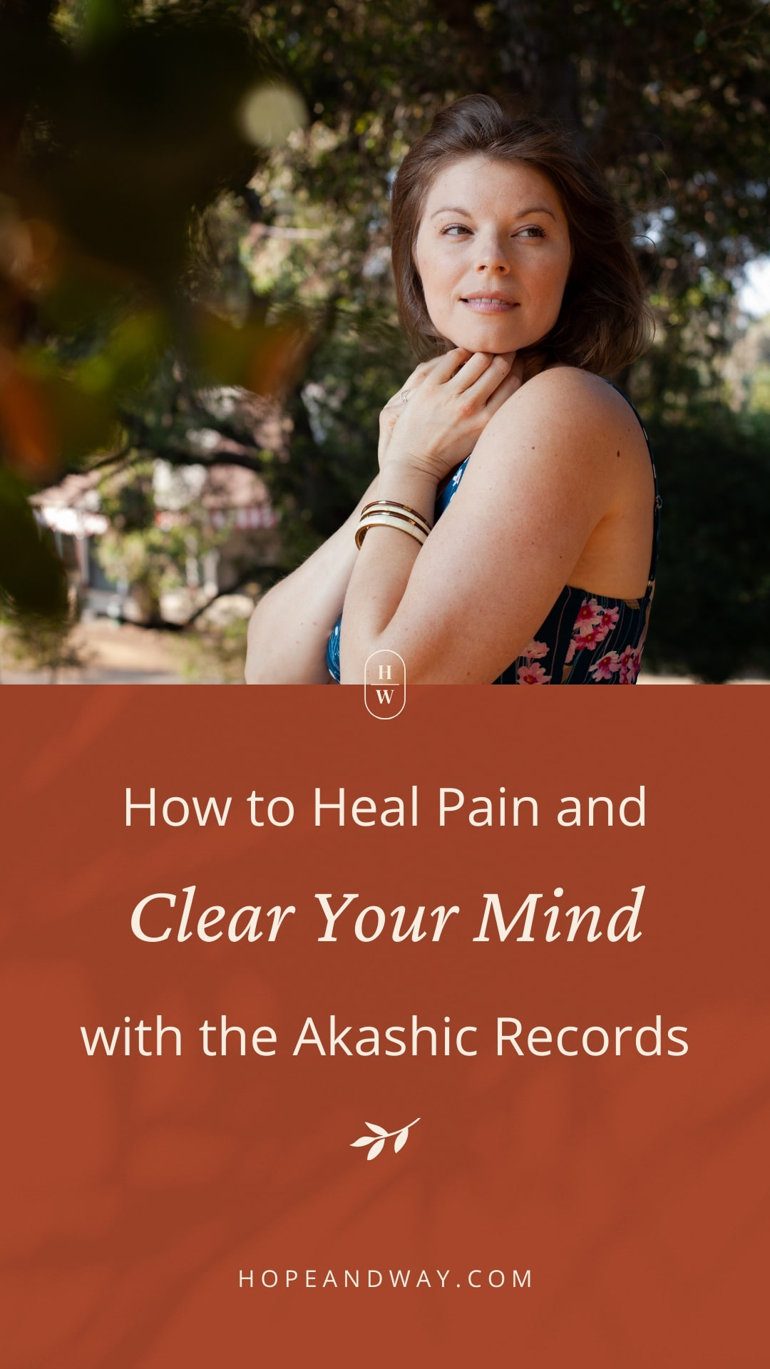 How to Heal Pain and Clear Your Mind with the Akashic Records? Interview with Helen Vonderheide
