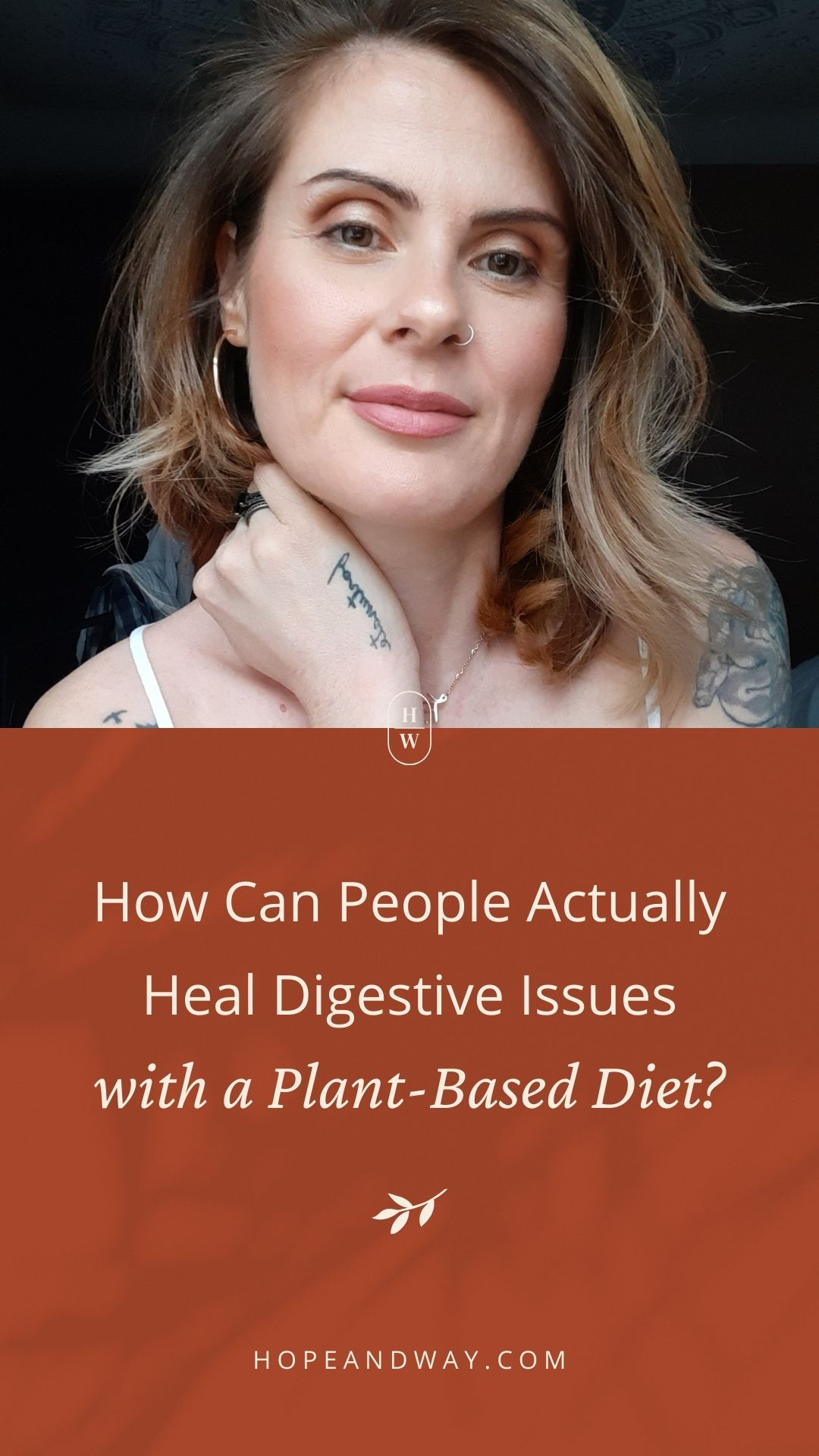 How Can People Actually Heal Digestive Issues with a Plant-Based Diet? interview with Vivien Lee