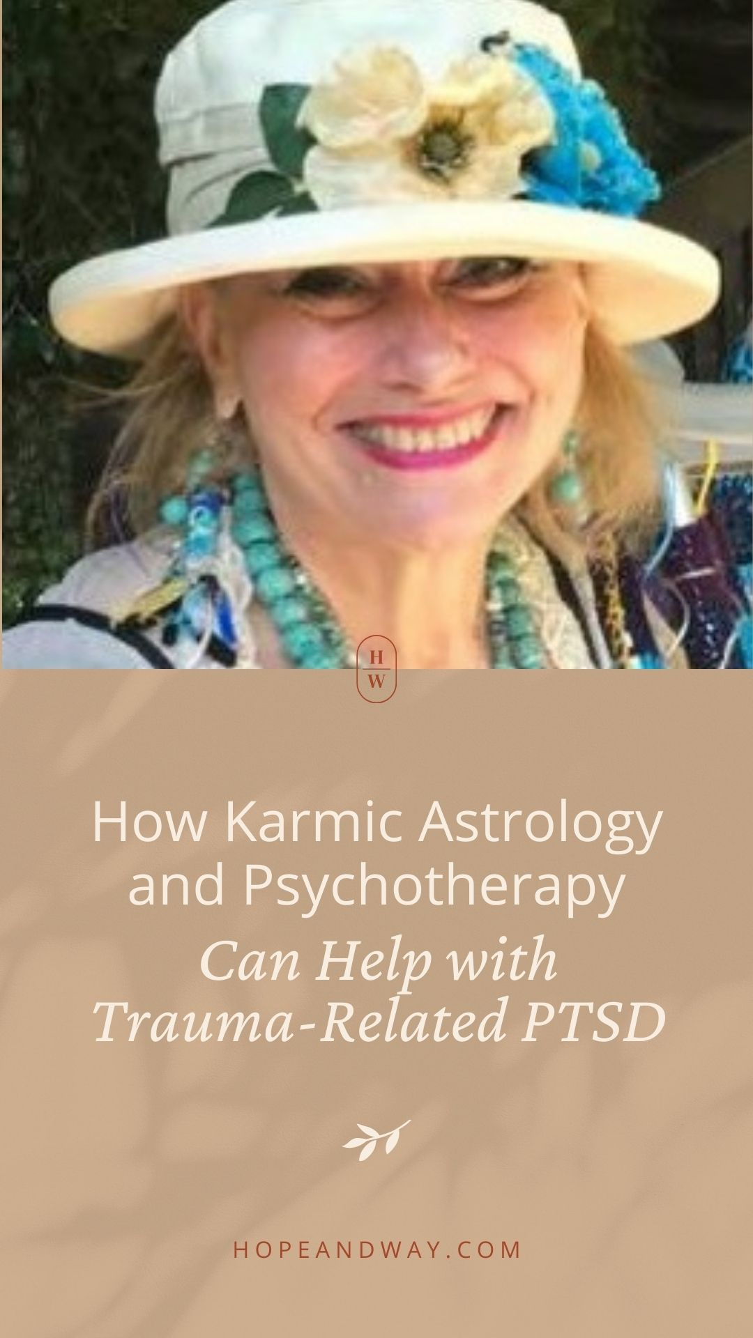 How Karmic Astrology and Psychotherapy Can Help with Trauma-Related PTSD - Interview with Georgina Sirett-Armstrong-Smith