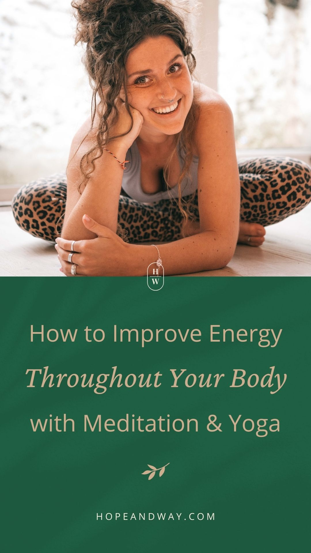 How to Improve Energy Throughout Your Body with Meditation and Yoga? Interview with Alice Powell