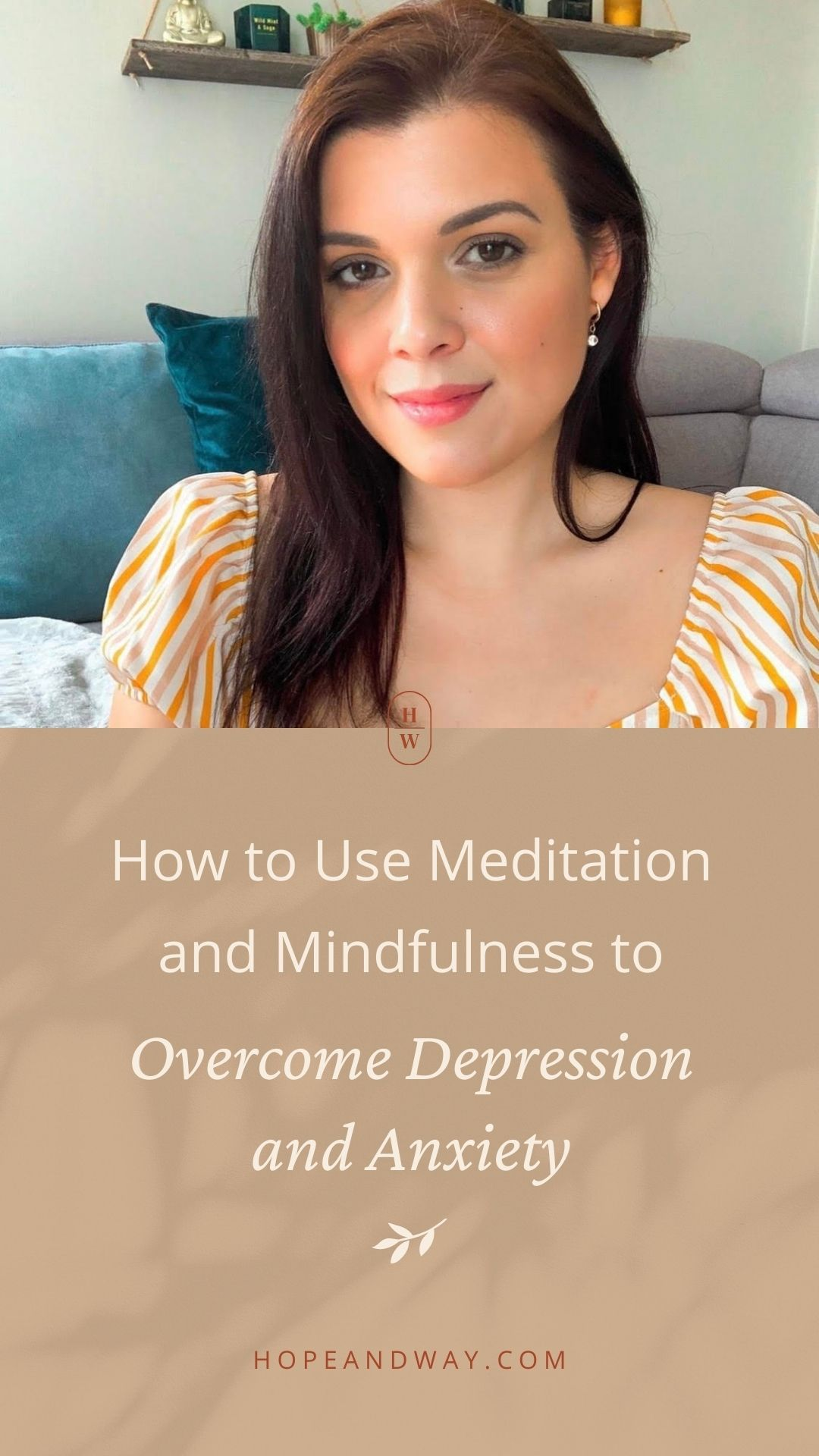 How to Use Meditation and Mindfulness to Overcome Depression and Anxiety - Interview with Ana Martins