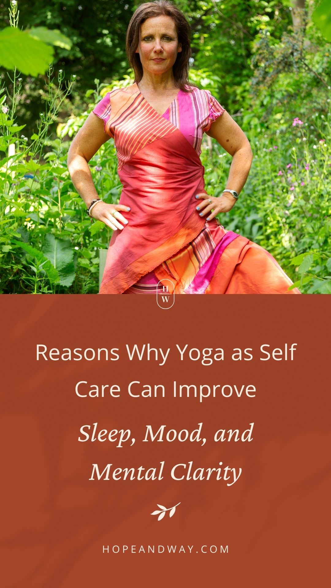 Reasons Why Yoga as Self Care Can Improve Sleep, Mood, and Mental Clarity - Interview with Naomi Schogler