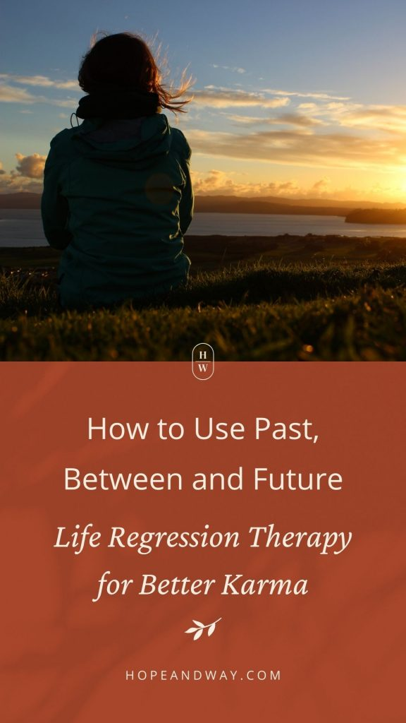 How to Use Past, Between and Future Life Regression Therapy for Better Karma - Interview with Abdo Chouchani