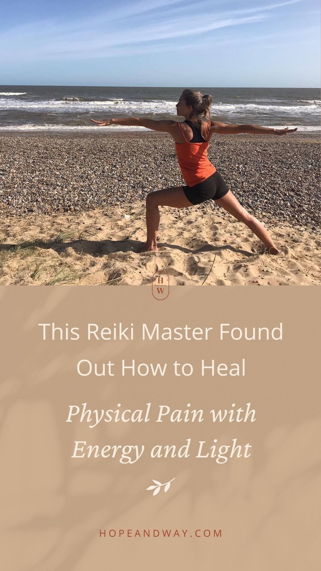 This Reiki Master Found Out How to Heal Physical Pain with Energy and Light - Interview with Vanessa Lee