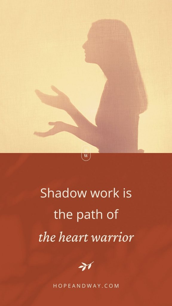 How Shadow Work Makes Us Use Life Challenges as the Keys to Finding Strength - Interview with Jessica Depatie
