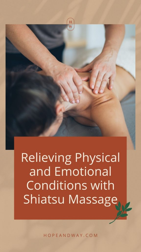 Relieving Physical and Emotional Conditions with Shiatsu Massage - Interview with Kumiko Kanayama