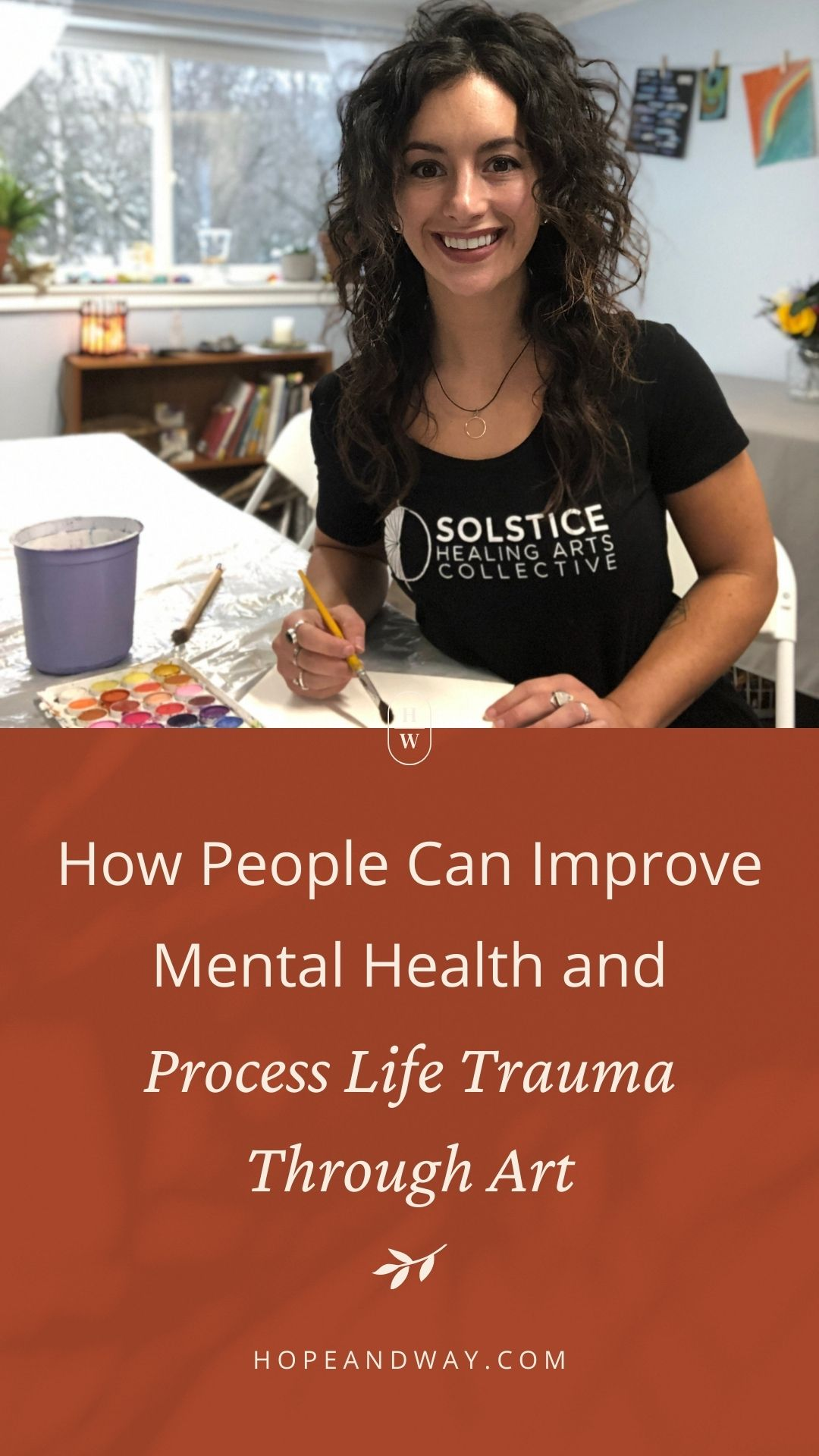 How People Can Improve Mental Health and Process Life Trauma Through Art – Interview with Taylor Beardsall