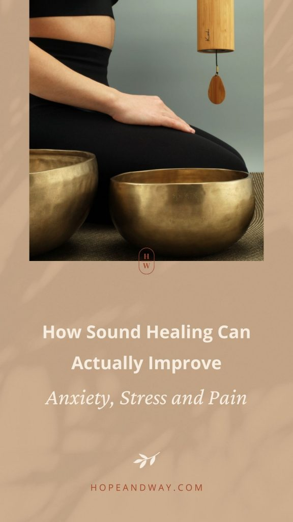How Sound Healing Can Actually Improve Anxiety, Stress and Pain - Interview with Rocio Ferdman