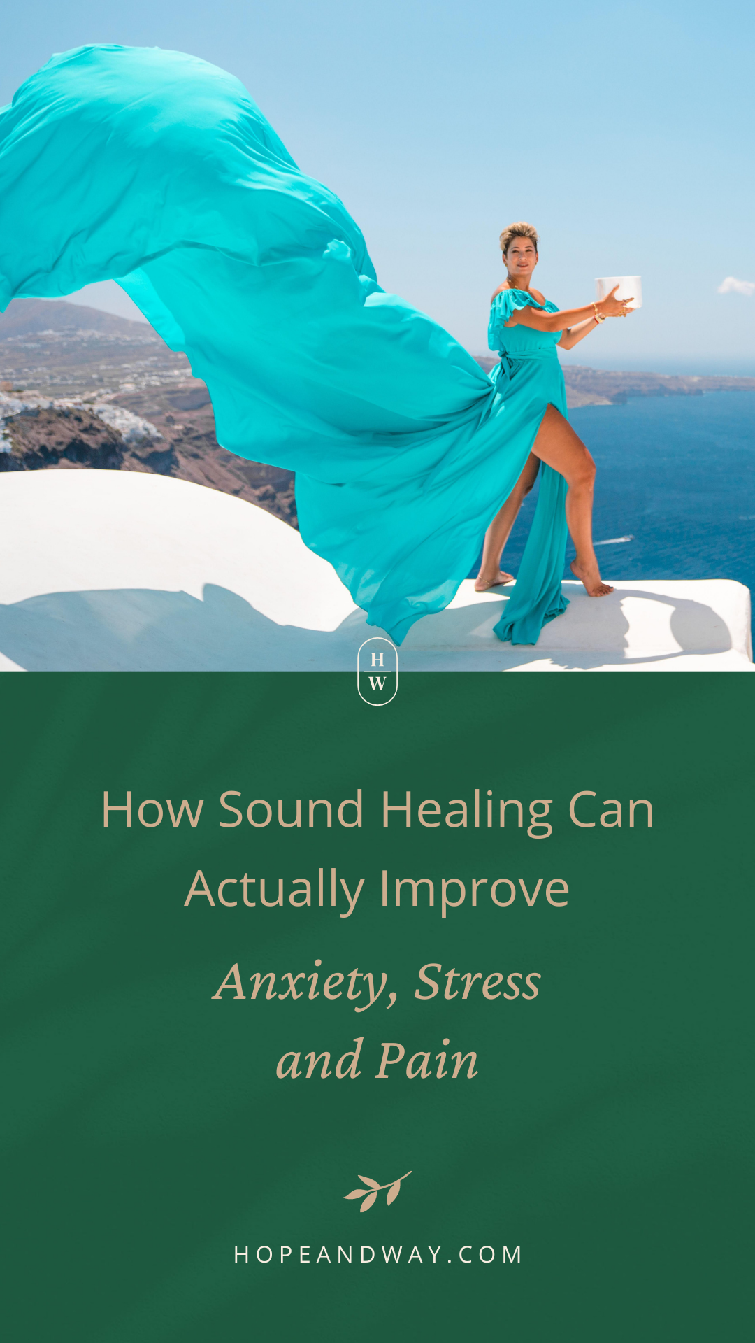 How Sound Healing Can Actually Improve Anxiety, Stress and Pain – Interview with Rocio Ferdman