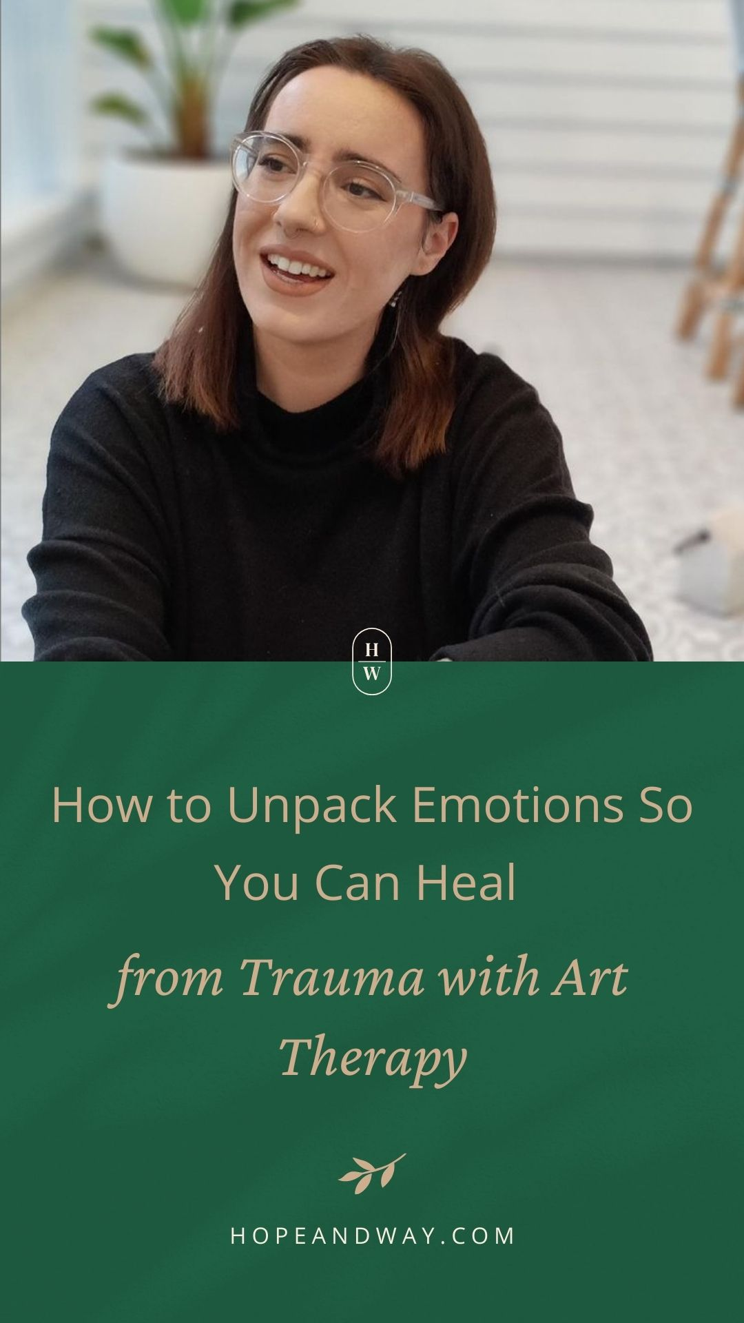 How to Unpack Emotions So You Can Heal from Trauma with Art Therapy – Interview with Jessica Pietrasanta