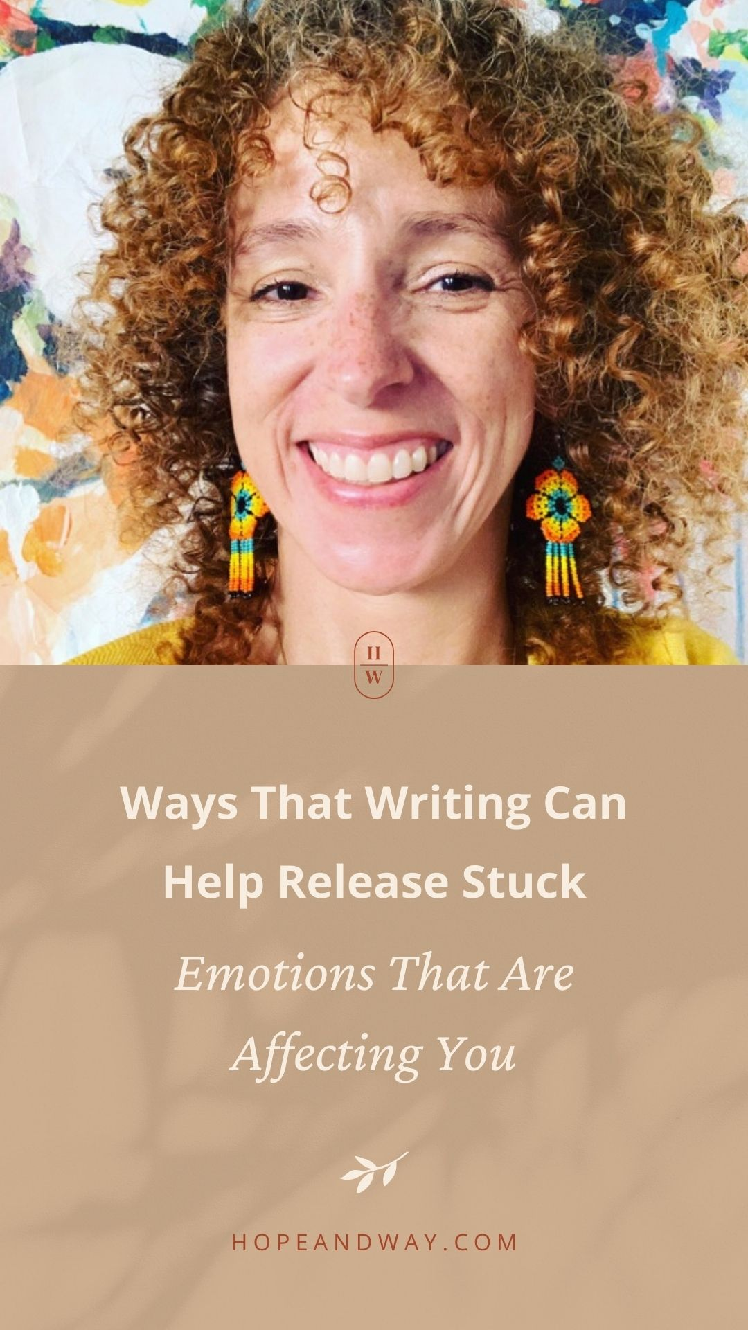 Ways That Writing Can Help Release Stuck Emotions That Are Affecting You – Interview with Angelique Giron